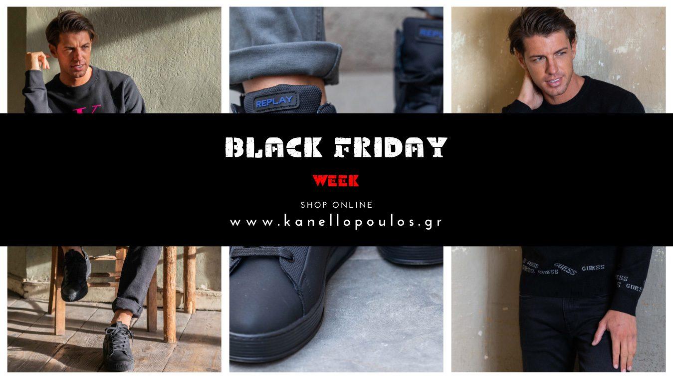 Black Friday Άνδρας
